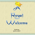 Back to School - A Royal Welcome