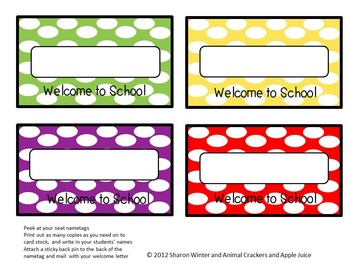 Back to School Apple Theme Kit for the Classroom