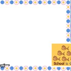 Back to School Backgrounds for SMART Board