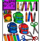 Back to School Bash {Creative Clips Digital Clipart}
