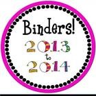 Back to School Binders and File Covers for Students and Teachers!