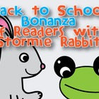 Back to School Bonanza of Readers with Stormie Rabbit