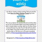 Back to School Bucket-Filler Activity
