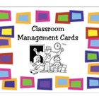 Back to School Classroom Management Pack