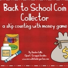 Back to School Coin Collector Game