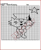 Back to School Coordinate Graphing / Ordered Pairs - ScholarCat