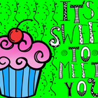 Back to School Cupcake Sweet to Meet activity
