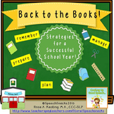 """Back to the Books"" Game {Strategies for a Successful Scho"