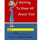 Back to School: Getting To Know All About You!