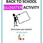 Back to School Glogster Activity!