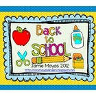 Back to School Math &amp; Literacy Pack!