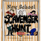 Back to School: New School Scavenger Hunt