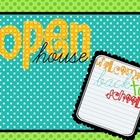 Back to School Open House Powerpoint add on kit of present