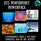 Back to School PowerPoint PowerPack - Games and Templates
