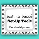 Back to School Set-Up Tools