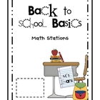 Back to School (Student Needs)