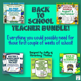 Back to School Teacher Bundle