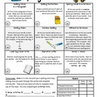 Back to School Tic-Tac-Toe Spelling Contract