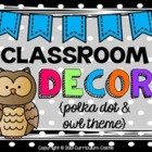 Back to School: Ultimate Classroom Management & Decor Kit!