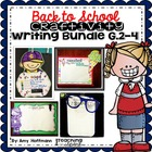 Back to School Writing Craftivity Bundle