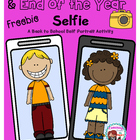 Back to School Writing and Self Portrait Activity K-2nd FREEBIE