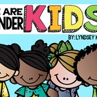 Back to School for Kindergarten {We Are Kinder Kids!}
