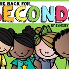 Back to School for Second Graders (We're Going Back for Seconds)