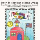 Back to School in Second Grade