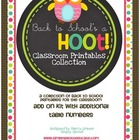 Back to School is a Hoot! Add on sampler kit