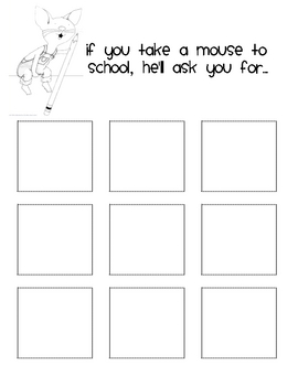 Back to School kindergarten printables.