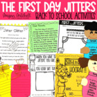 Back to School with 1st Day Jitters
