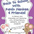 Back to School with Kevin Henkes &amp; Friends!