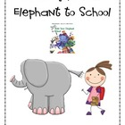 Back to School with Never Ride an Elephant to School Freebie