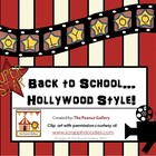 Back to School...Hollywood Style!