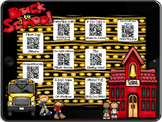Back to School~QR Codes/Hyperlinks~Scan/CLICK for Listenin