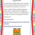 Back to school sale 2012- Are you ready?
