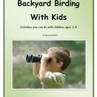 Backyard Birding With Kids