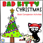 Bad Kitty Christmas by Nick Bruel comprehension game