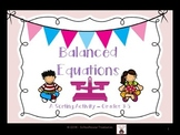 Balanced Equations: A Sorting Activity Grades 3-4