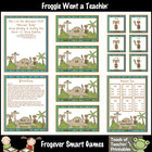 Balanced Literacy Center -- Dinosaur Romp (short /o/ word