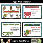 Balanced Literacy --  Comprehension Beanies  (posters)