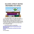 Balanced Literacy Graphic Organizers for Novels