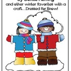Balanced Literacy with a Winter Theme...and Craft!
