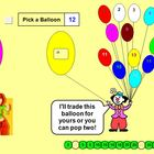 Balloon Popper Reward Activity - School License  A Pinkley