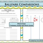 Ballpark Benchmark Measurement Comparisons Notepage Metric