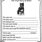 Balto Q/A