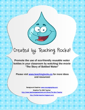 Ban the Bottle! A Science and Media Literacy Lesson with a