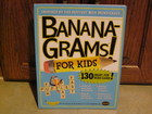 Banana-Grams! Book For Kids - Fun Word Games!