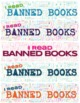 Banned Books Bookmarks Free Download