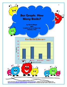 Bar Graph:  How Many Books?